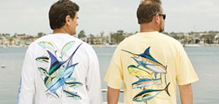 Guy Harvey Men's shirts