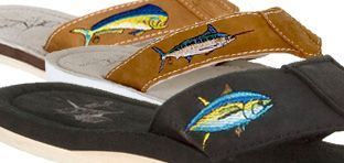 Guy Harvey Men's Footwear