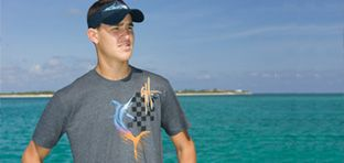 Guy Harvey Men's Short Sleeve Tees