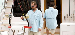 Guy Harvey Men's Performance & Technical Shirts