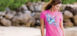 Guy Harvey Women's clothing