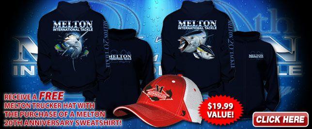 Melton Sweatshirt Offer