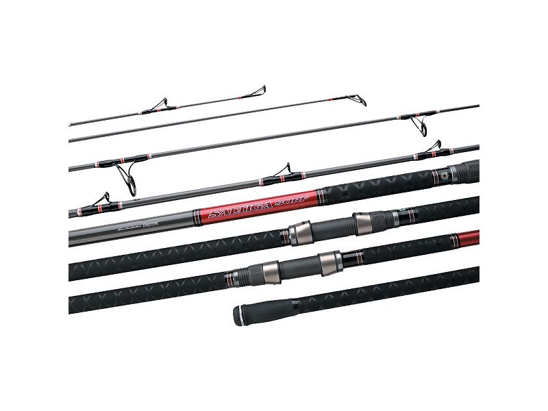 Daiwa saltiga surf casting rods melton international tackle for Best surf fishing rods