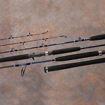 Daiwa Saltiga Boat Spinning Jigging Rods