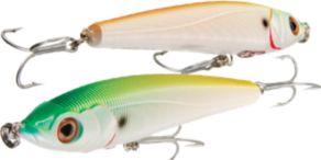 Yo-Zuri Sashimi Slider - 8 - Pearl Chartreuse