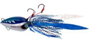 Shimano Lucanus Jigs - Blue/Silver