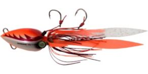 Shimano Lucanus Jigs - Orange/White