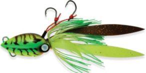 Shimano Lucanus Jigs - Chartreuse/Shrimp