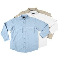 Shimano Vented Long Sleeve Shirt