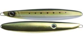Shimano Flat-Side Butterfly Jigs - 3 - Green Sardine