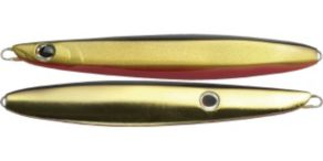 Shimano Flat-Side Butterfly Jigs - 6 - Gold/Red