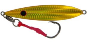 Stingo OXG Star Jig - Gold