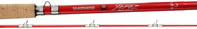 Terez Waxwing Rods
