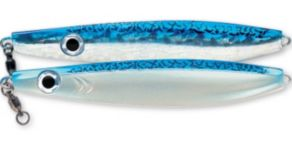 Williamson Vortex Speed Jigs - Blue Mackerel