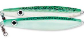 Williamson Vortex Speed Jigs - Green Mackerel