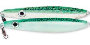 Williamson Vortex Speed Jigs - Green Mackerel