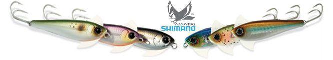 Shimano Waxwing Subsurface Jigs