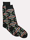 Chief Joseph Crew Socks
