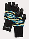 Jacquard Texting Gloves