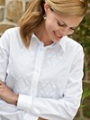 Needlework Embroidered Shirt