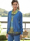 Shawna Silk Jacket
