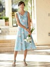 Paradise Print Dress
