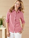 Gingham Sophie Shirt