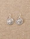 Buffalo Coin Earrings
