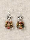Red Creek Jasper Dangle Earrings