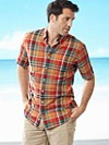 Short-sleeve Seaside Shirt