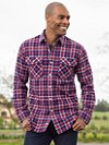 Burnside Flannel Shirt