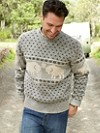 Shetland Double Buffalo Sweater