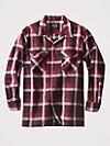 Worsted Wool Board Shirt
