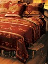 Rock Art Bedspread