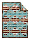 Chief Joseph Crib Blanket
