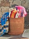 Handwoven Iringa Basket