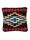 Midnight Eyes Hooked Pillow