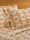Chief Joseph Flannel Sheet Set
