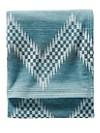 Willow Basket Cotton Blanket