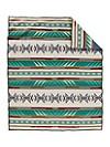 Turquoise Ridge Blanket
