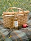 White Ash Picnic Basket