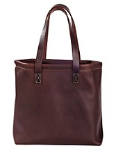Thomas Kay Leather Tote