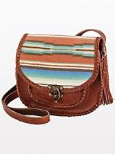 Western Crossbody Bag