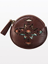 Laser-cut Coin Purse