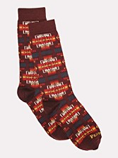 Chief Joseph Crew Socks