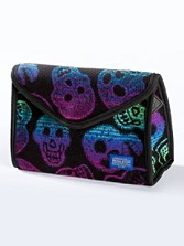 Sugar Skulls Large Cosmetic Case