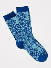 Pendleton Bandana Crew Socks