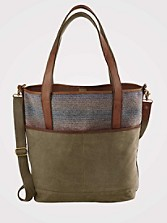 Camp Stripe Tote