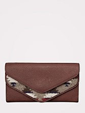 Mountain Majesty Envelope Wallet