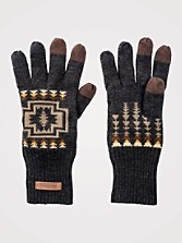 Jacquard Knit Gloves